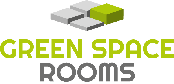 Green Space Rooms logo large